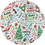 Thumbnail: Luxe Grain Litchi ~ Christmas Wishes