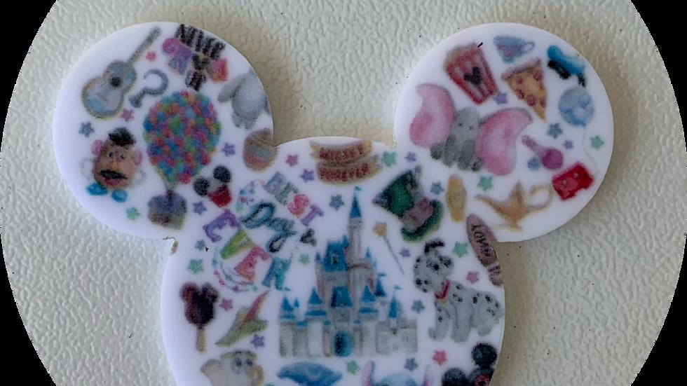 Disney Ears ~Planar Resin