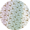 Thumbnail: Golden Reindeer ~ Luxe Grain Litchi