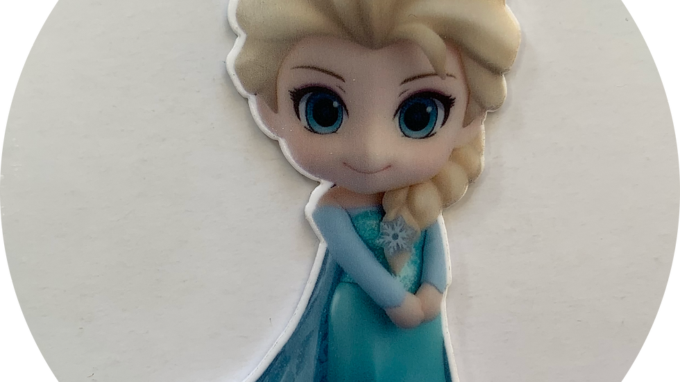 Frozen Princess ~ Planar Resin