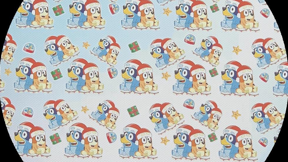Custom Print ~ Canvas ~ Christmas ~ BlueOmbre