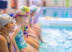 Enrol into a swim class