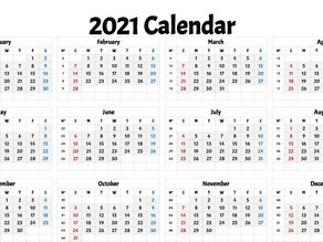2021 swim school term dates
