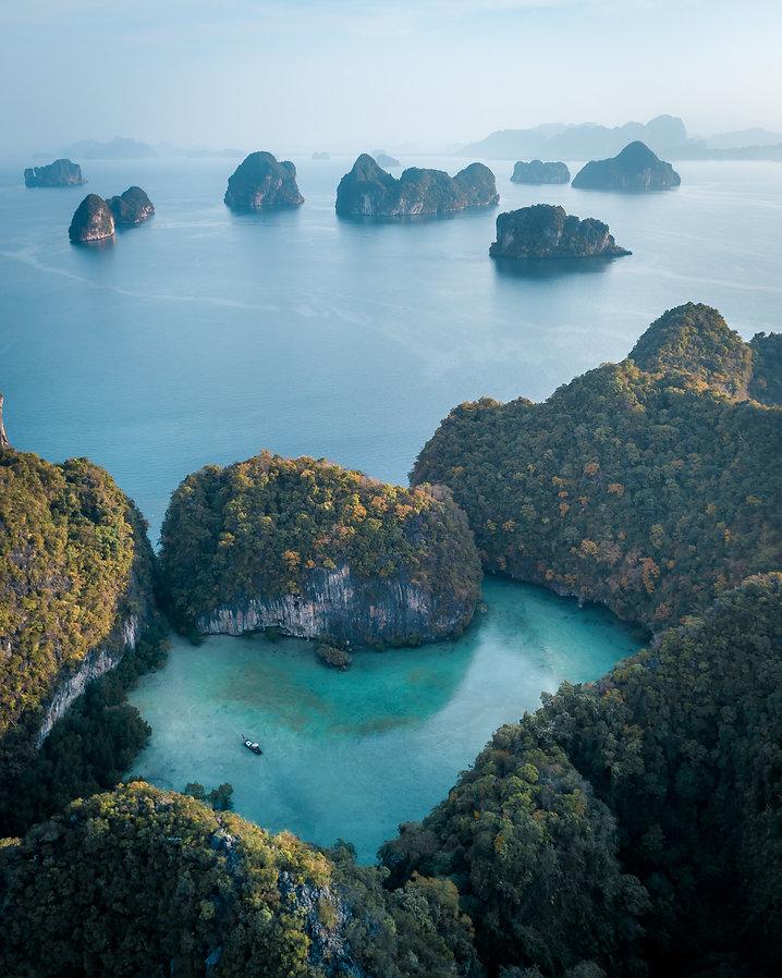 Phang Nha Bay Thailand - Wellness holida