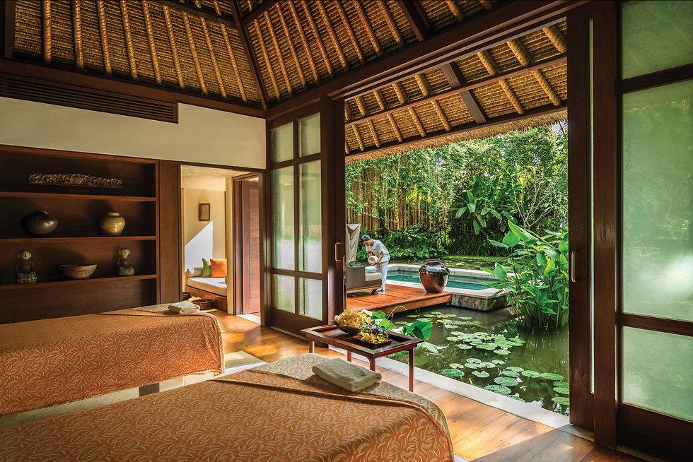 Four Seasons Bali at Sayan - Luxury Well