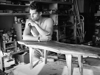 BRIAN SHIMANSKY IS THE MODEL WOODWORKER CRAFTING A LEGACY - Vman.com