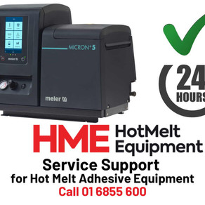 Hot Melt Equipment Service Support