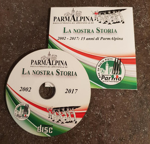ParmAlpina in CD