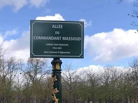 Massoud's Legacy in Paris