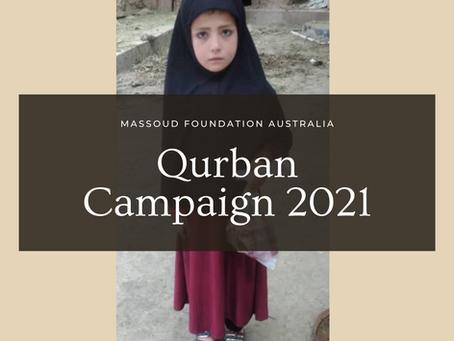 Qurban Campaign 2021