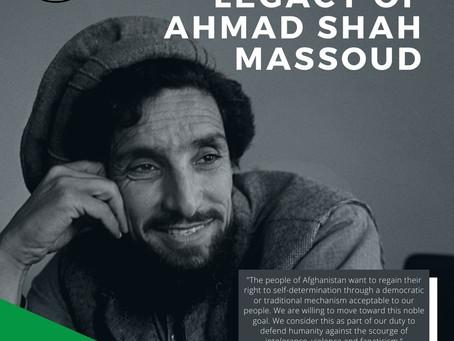 The Life And Legacy of Ahmad Shah Massoud