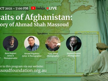 Portraits of Afghanistan: In memory of Ahmad Shah Massoud