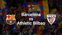 تعرف على التشكيل المتوقع لمباراة برشلونة ضد أتلتيك بيلباو فى نهائى السوبر الإسبانى
