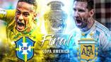 بث مباشر مباراة البرازيل والأرجنتين اليوم 11-07-2021 في كوبا أمريكا 2021 بتوقيت 2صباحاً