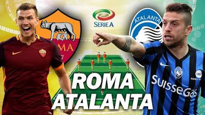 مشاهدة مباراة روما و اتالانتا 15-2-2020 في الدوري الايطالي9.45م
