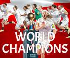 المانيا تفوز بكأس العالم لكرة اليد مصر 2021 على حساب السويد
