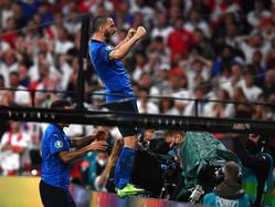 فيديو : المنتخب الايطالى يتوج بطلاً لامم اوروبا من ملعب ويمبلى بالفوز على الانجليزى