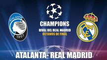 بث مباشر مباراة ريال مدريد ضد اتالانتا 24-2-2021 في دوري أبطال أوروبا 10م