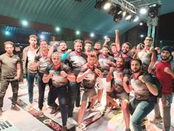 أبطال الهيل تيم يهدون الفوز ببطولة الايفولوشن الى روح الشهيد محمود كوكو