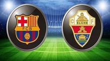 بث مباشر مباراة برشلونة ضد التشي 24-1-2021 في الدوري الاسباني 5.15م