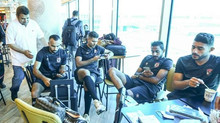 بالصور : بعثة الاهلى تصل الى مطار محمد الخامس بالمغرب استعدادا لخوض نهائي دوري أبطال إفريقيا