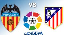 بث مباشر مباراة اتليتكو مدريد ضد فالنسيا 24-1-2021 في الدوري الاسباني 10م