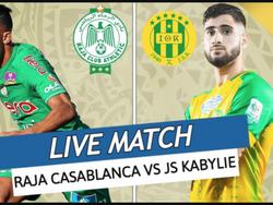 بث مباشر مباراة الرجاء الرياضي وشبيبة القبائل 10-07-2021 في كأس الكونفيدرالية 9م