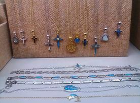 Ασημένια κοσμήματα Λέρος