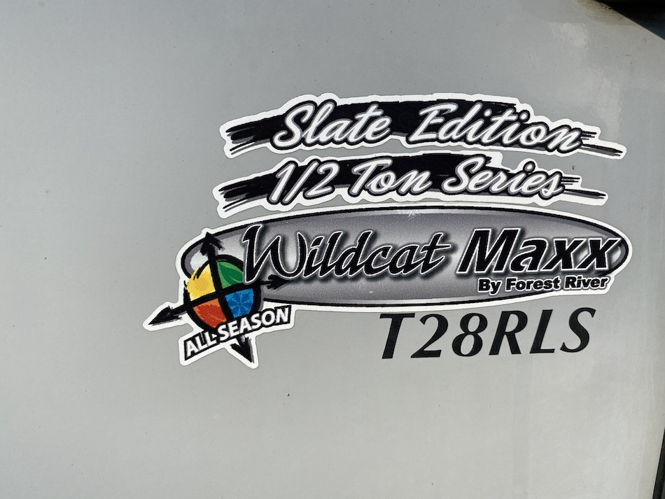 2015 Wildcat Maxx 28RLS 125