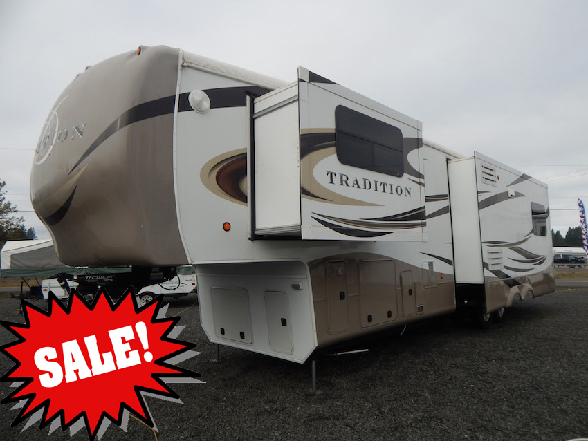 2013 DRV Tradition 380RES 101 sale