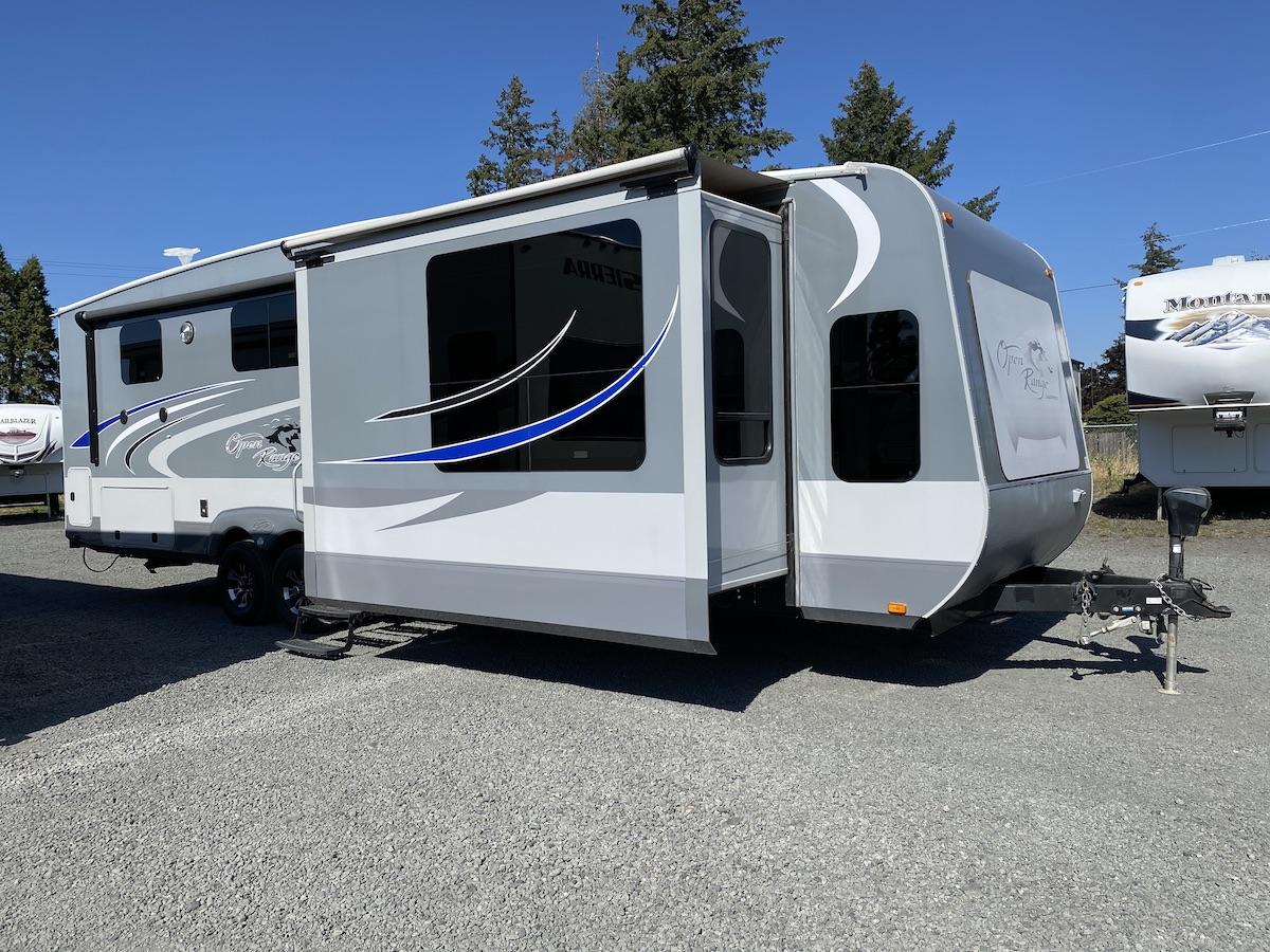 2015 Open Range 340FLR 105