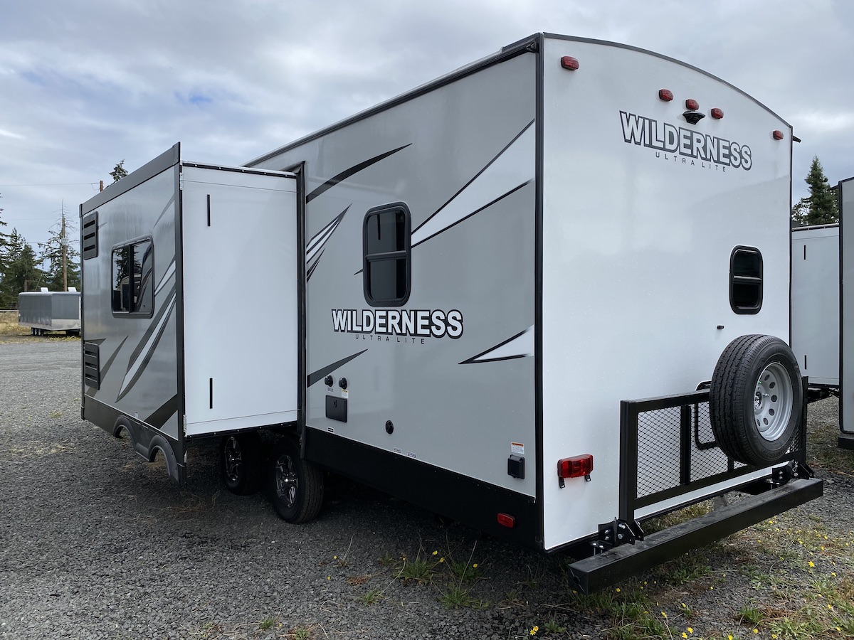 2021 Wilderness 2510DBH 102