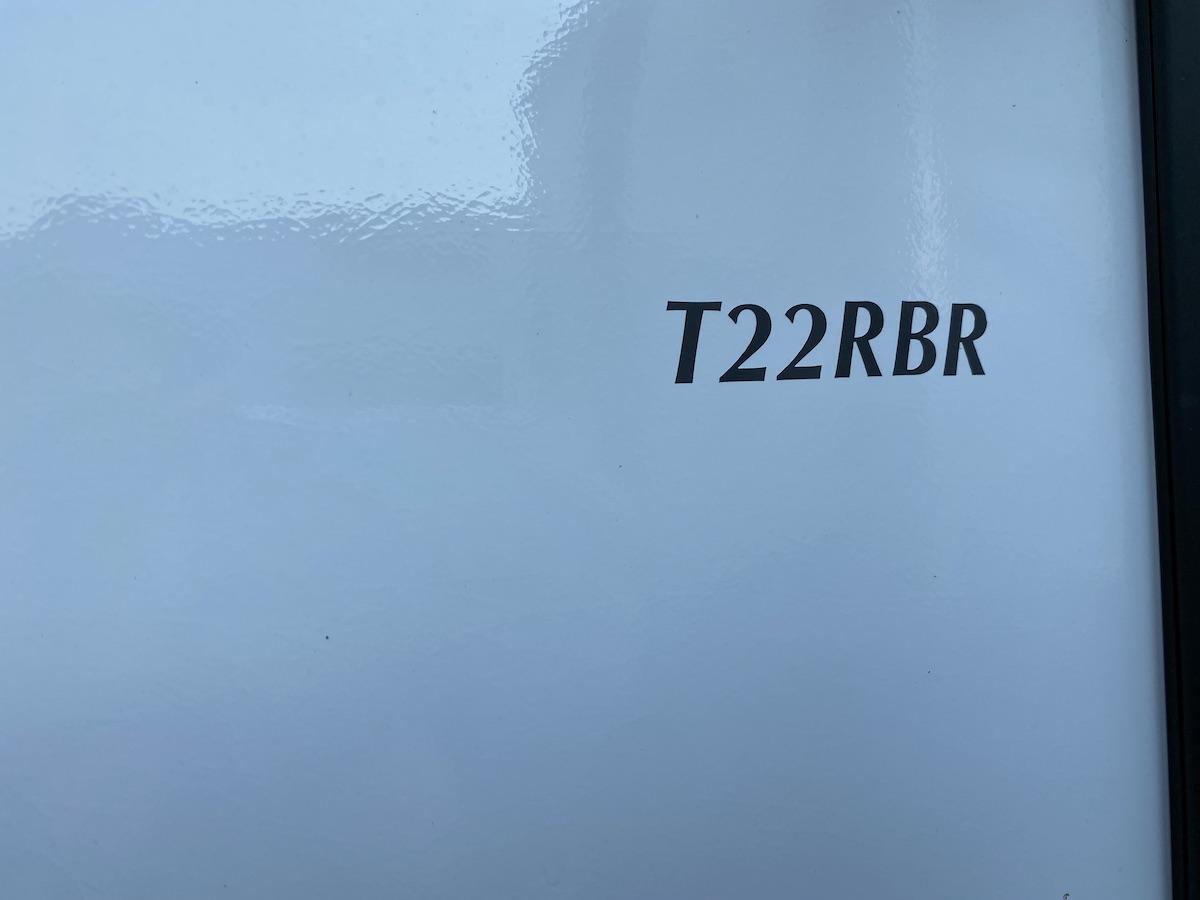 2020 Rainier 22RBR 106