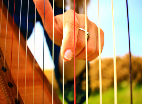 Two Common Mistakes of Self-Taught Harpists