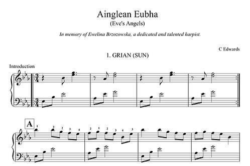 "Ainglean Eubha (""Eve's Angels"")"