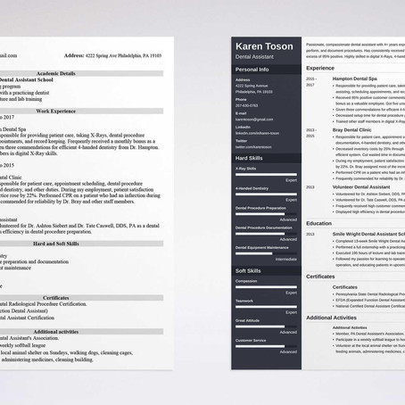 Tips to Write a Standout Resume