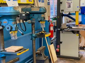 Survey of Workshop Machines