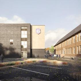 Proposed new block B