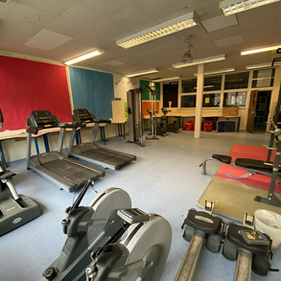 Fitness suite moved