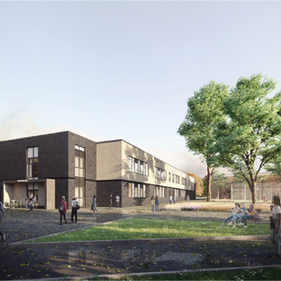 Proposed new block A