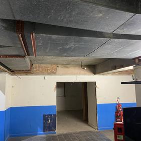 Missing ceilings