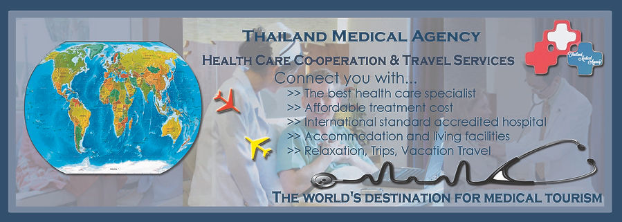 Thailand Medical Agency, back surgery, hip surgery, knee surgery