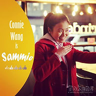 Meet Sammie! Played by Connie Wang, Samm