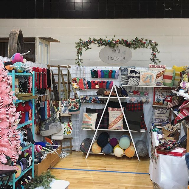 Vintage & Made Fair Holiday 2018 Des Moines, IA
