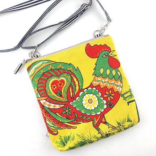 Crossbody Purse - Rooster