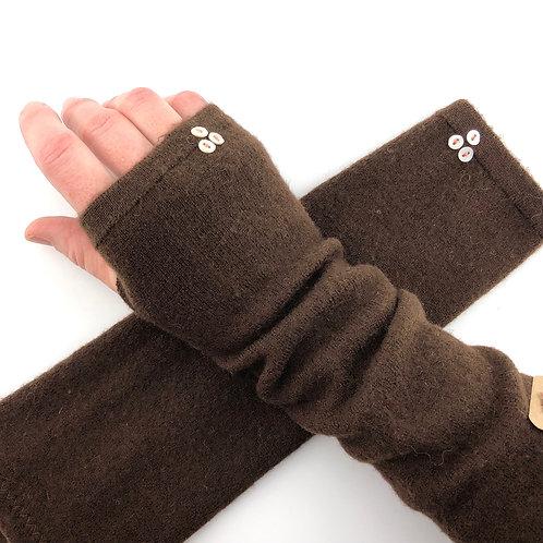 Merino Wool Arm Warmers