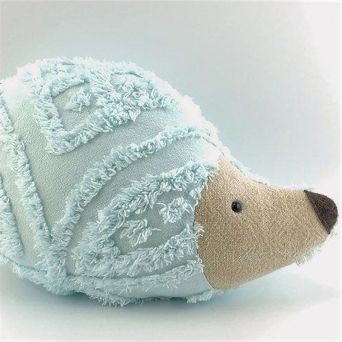 Hedgehog - Aqua Chenille