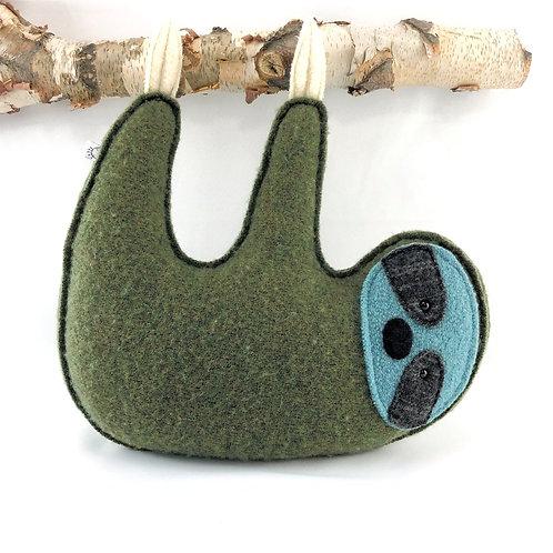 Sloth - Loden Green