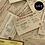 "Thumbnail: Vintage Recipe Cards 3""x5"""