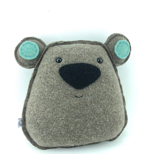 Small Bear - Nutty Brown